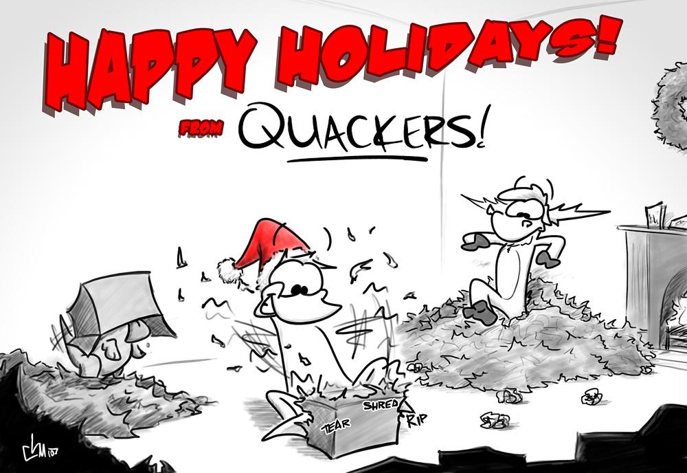 Happy Holidays! 2010