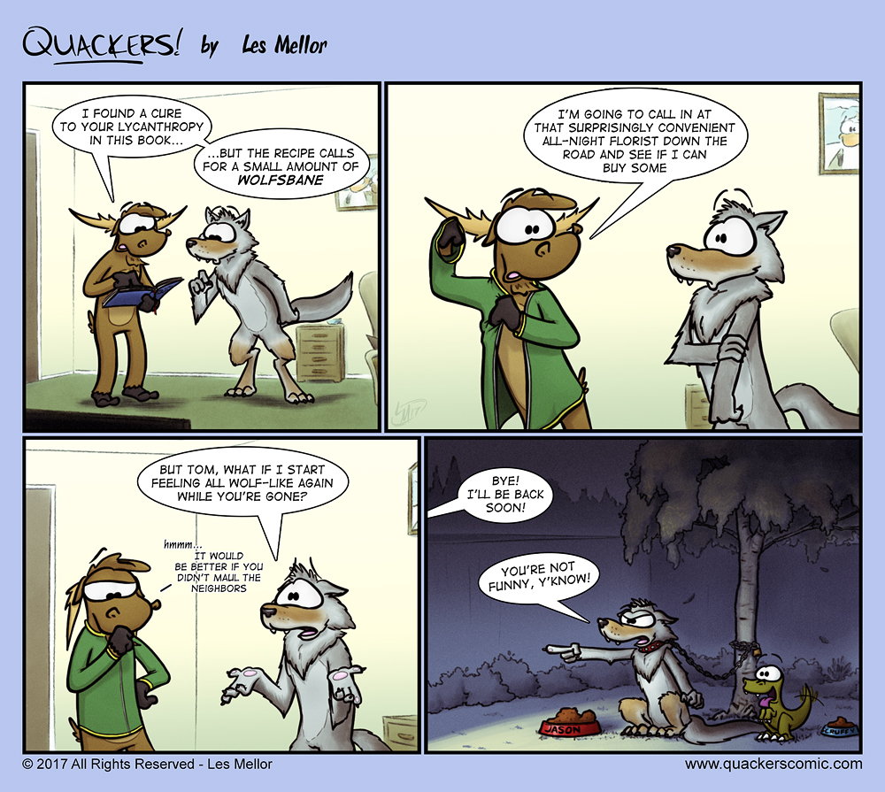 Securing Your Wereduck